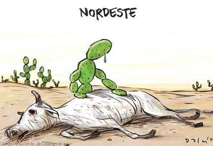 Resultado de imagem para nordeste sertão industria das secas