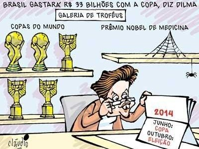 COPA 2014 CHARGE