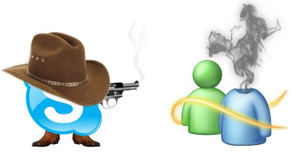 Contagem regressiva para o fim do MSN (Windows Live Messenger)!