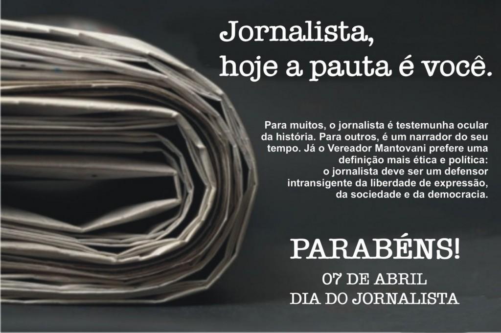 Resultado de imagem para dia internacional do jornalista