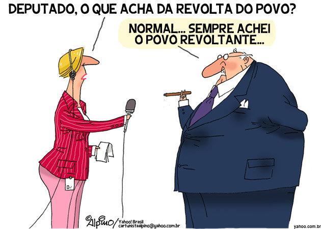 TRIBUNA DA INTERNET | A única reforma política séria seria obrigar ...