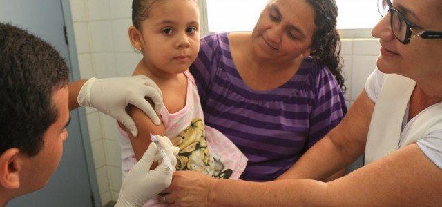 Vacina contra gripe atinge mais de cinco mil pessoas (1)