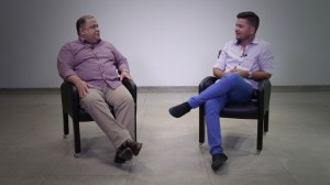 Charles Santiago fala a Will Vicente sobre os 10 anos do Partage