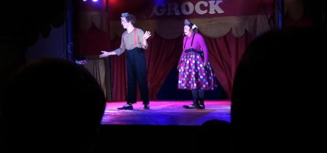 Sessão do Circo Grock cedida à AAPCMR em prol da campanha McDia Feliz