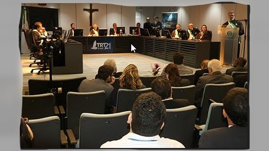 TRT-RN Sessão solene marca os 25 anos da Justiça do Trabalho no Rio Grande do Norte - contato@paduacampos.com.br - E-mail de Padua