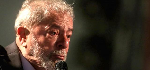 La justicia niega la primera apelación de Lula contra su condena a prisión